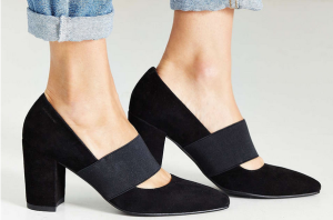 Vagabond Suede Heel from Urban Outfitters--$140