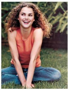 Keri Russell young